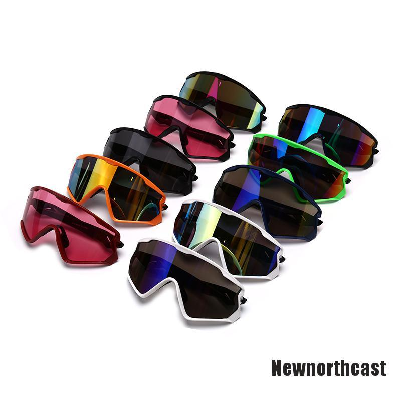 [Newnorthcast] Photochromic Cycling Glasses Men/Women Sport Road Bike Eyewear