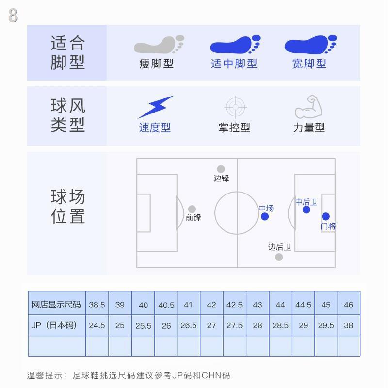 ✳✼☁Little plum: ของแท้ Mizuno/Mizuno MORELIA II AS เสีย ตอก รองเท้าฟุตบอลผู้ใหญ่หนังจิงโจ้