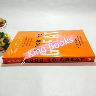 From Excellent to Excellence English Original Good to Great (Jim Collins  )