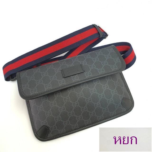 หยกของแท้ 100% ราคาถูกที่สุด Gucci Belt Bag
