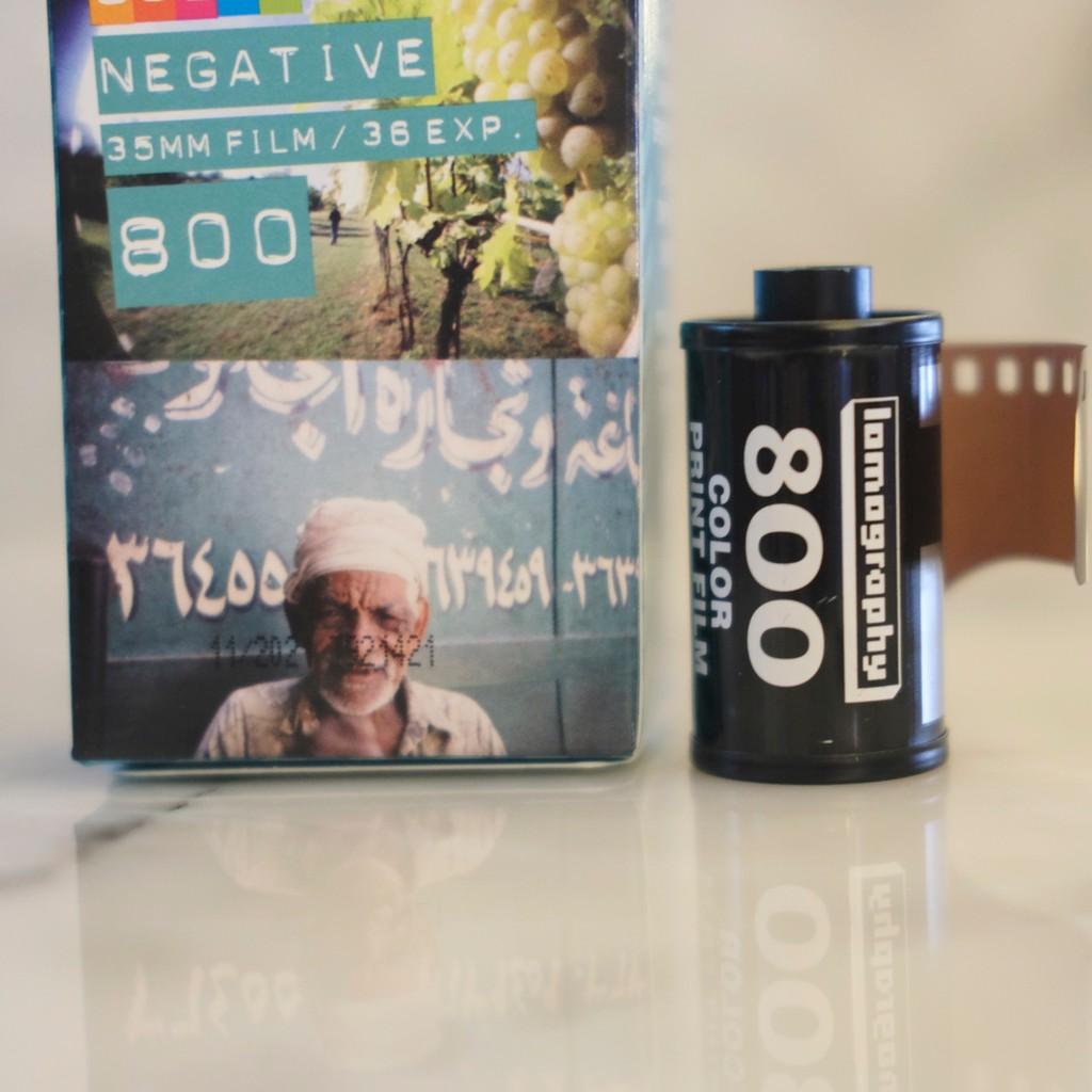 ฟิล์ม Lomography Color 800