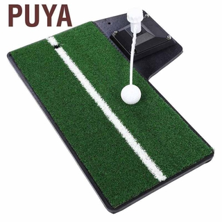 PUYA Golf Swing Swinging Training Aid Tool Outdoor Indoor Putting Practice Equipment