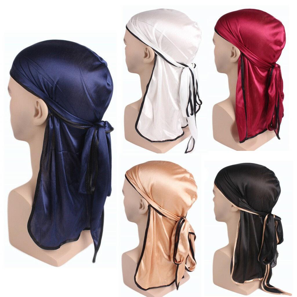✺ผ้า silky durag PREMIUM ผ้าโพกหัว ดูแรค YOUNGOHM สไตล์✣