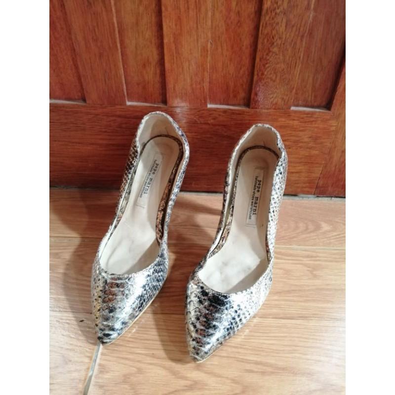 รองเท้าส้นสูง Pepe marni มือสอง  size37