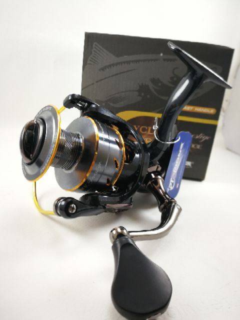 Image # 2 of Review Pioneer Cyclone prestige