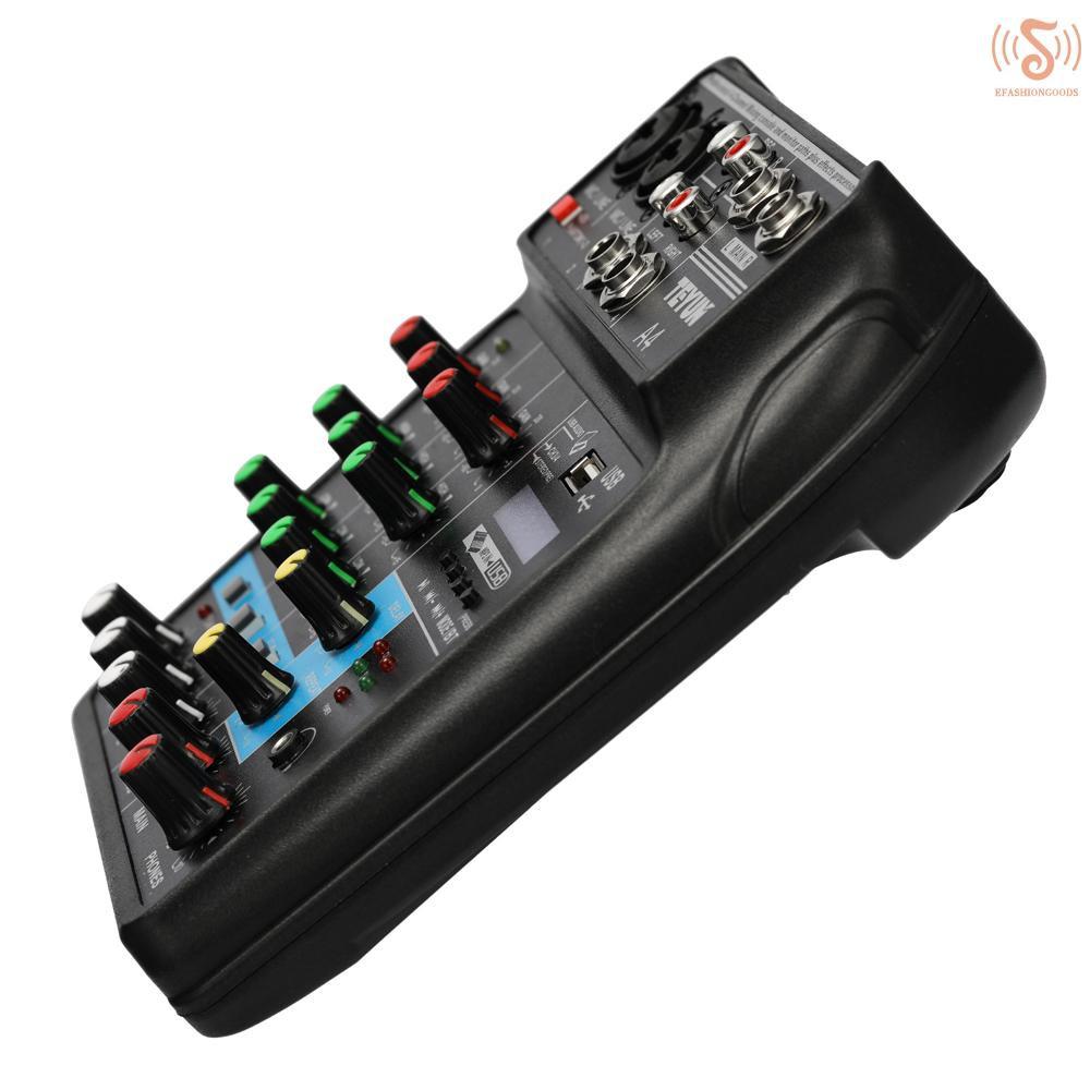 E & F Tu04 Bt 48 V Phantom หน้าจอมอนิเตอร์สําหรับใช้ตรวจสอบรถยนต์ขนาดพลัส 4 Channels Plus