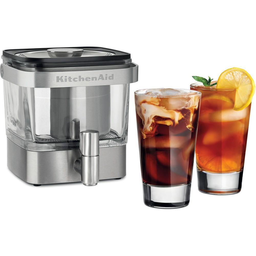 เครื่องทำกาแฟสกัดเย็น KitchenAid ARTISAN COLD BREW COFFEE MAKER 5KCM4212SX