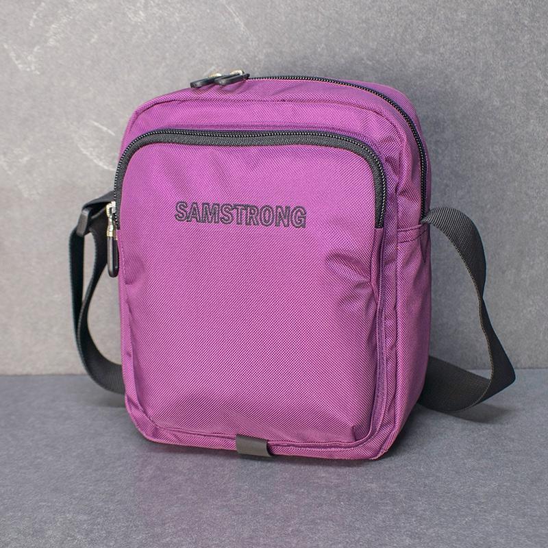 กระเป๋าสะพาย ultralight กระเป๋าสะพายผู้หญิงกระเป๋าเดินทางกลางแจ้งกระเป๋าสะพายใบเล็กกระเป๋ากีฬาน้ำหนักเบาถุงซิปสามชั้นกระ