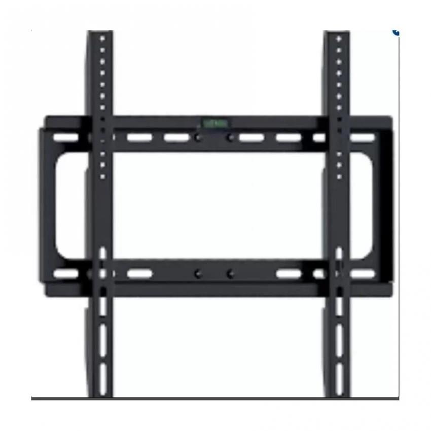 ชุดขาแขวนทีวี LCD, LED ขนาด 14-32 นิ้ว TV Bracket แบบติดผนังฟิกซ์ (Black)(Black) #326