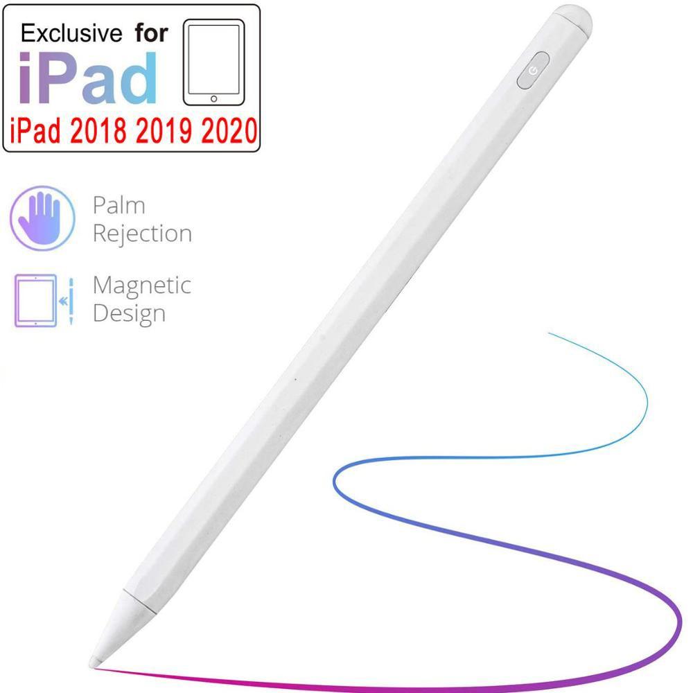 [สำหรับ ipad] ปากกาไอแพด วางมือ IOS Pencil stylus สำหรับipad gen7 gen8 สำหรับapplepencil 10.2 Air4 รับประกันสามเดือน2021