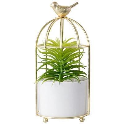 พืชสีเขียวอวบน้ำไม้กระถางดอกไม้ปลอมสไตล์นอร์ดิก INS ของตกแต่งตกแต่งขนาดเล็กเดสก์ท็อปมินิสร้างสรรค์ไม้กระถางจำลอง
