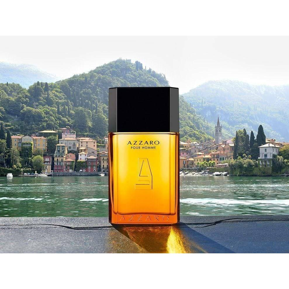 Azzaro Pour Homme EDT 100ml กล่องเทส แท้100%