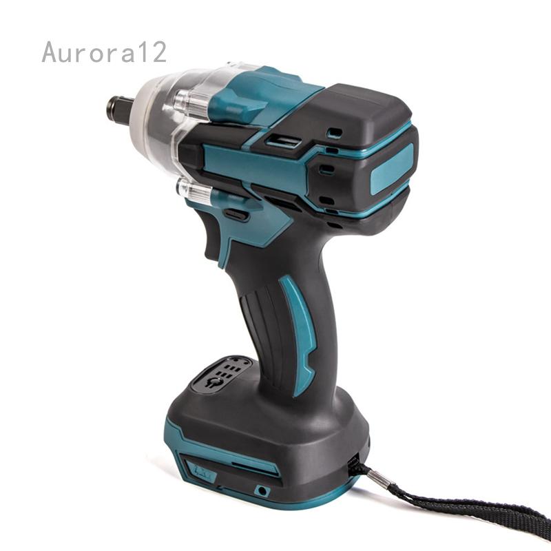 "Aurora12 18v 1/2"" 520nm สว่านไร้สายสําหรับ Makita Battery"