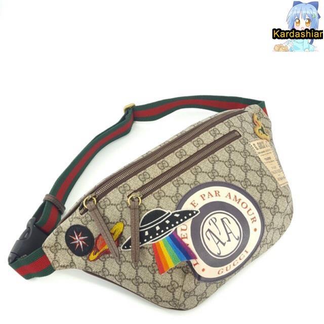 KardashianNew Gucci Belt bag UFO