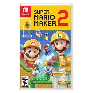Nintendo Switch™ Super Mario Maker 2 Zone US / asia / English