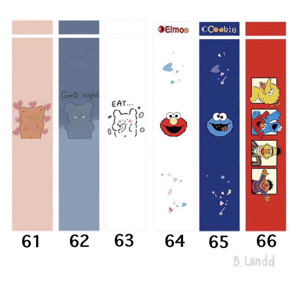 ❅[ถูกที่สุด🔥] ฟิล์มปากกาสำหรับ applepencil sticker รุ่นที่1/2 น่ารักๆ พร้อมโปรโมชั่น3แถม1[4]