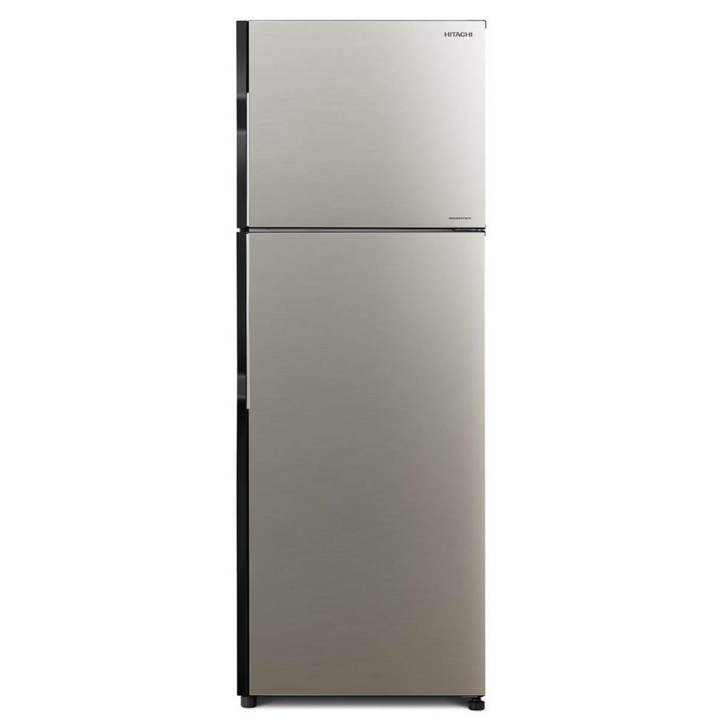 HITACHI ตู้เย็น 2 ประตู ขนาด 10.5 คิว รุ่น R-H300PD-BSL