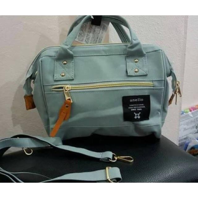 สินค้ายอดนิยมจากญี่ปุ่น Japanlist! กระเป๋า Anello รุ่น High density nylon  print daypack Japanlist Shop
