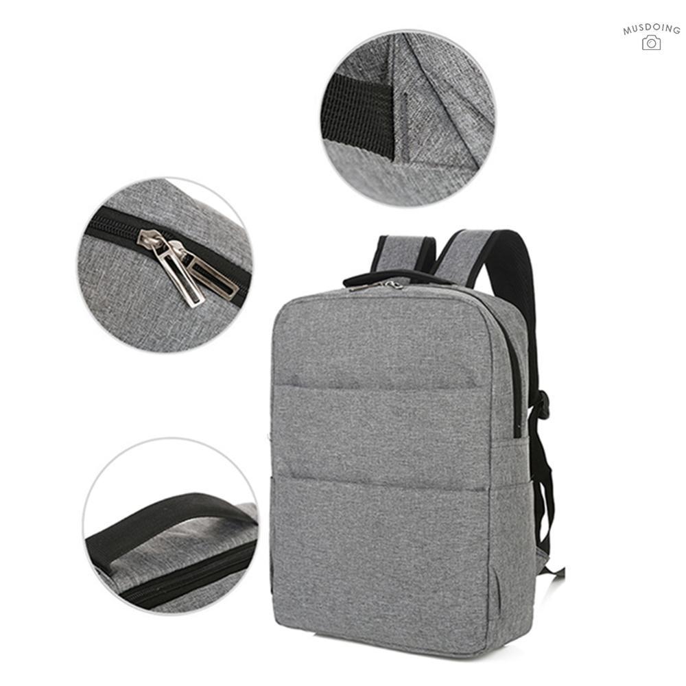 กระเป๋าเป้สะพายหลังกระเป๋าเดินทางมัลติฟังก์ชั่นน้ำหนักเบา 15 ช่อง