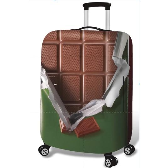 ผ้าคลุมกระเป๋าเดินทางยางยืดกันฝุ่น 18-32 นิ้ว Classic Series หนา ทนทาน น่ารัก สุดซิก มีหลากหลายตามแบบ ตามสไตล์ที่ชอบ