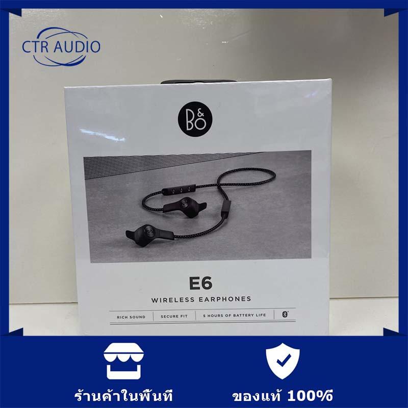 B&O BeoPlay E6 by Bang & Olufsen - หูฟังไร้สาย by CTRAUDIO