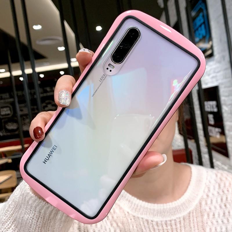เคสโทรศัพท์มือถือแบบสองด้านสําหรับ Huawei P30pro Mate 30 Mate 20 P 20pro