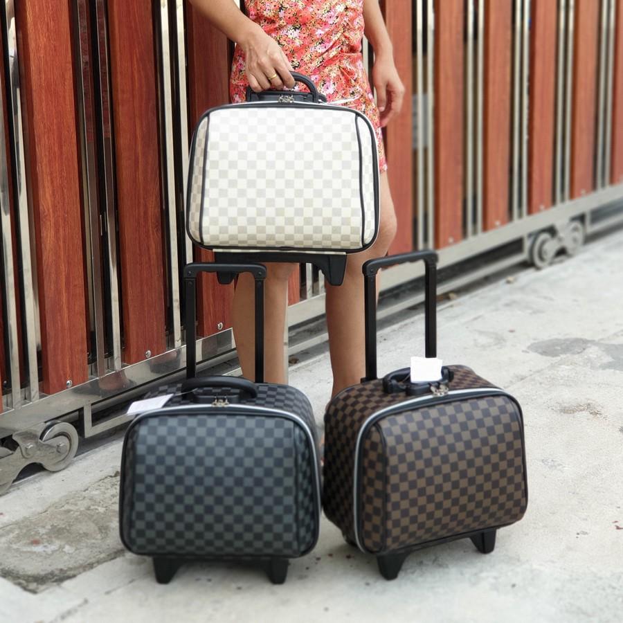 กระเป๋าเดินทาง 20 นิ้ว กระเป๋าเดินทาง ❌SALE!!!!❌ กระเป๋าเดินทาง ล้อลาก ระบบรหัสล๊อค 14 นิ้ว ขนาดกระทัดรัด มีให้เลือก 3 ส