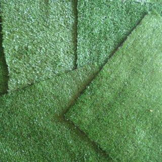 (เก็บเงินปลายทาง)หญ้าเทียมขนาด50x50cmเกรดAสำหรับตบแต่ง
