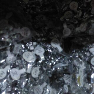 (ปลายทาง)แหวนแฟชั่นสแตนเลสแบบเดียวทั้งห่อ18k(100pcs)