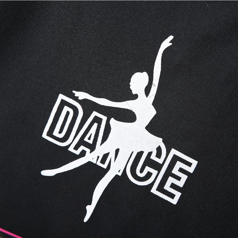 ความงาม7กระเป๋าเต้นรำเด็กผ้าใบเต้นรำคนไหล่สะพายกระเป๋าเต้นรำผู้ใหญ่บัลเล่ต์ออกกำลังกายกระเป๋าเดินทาง