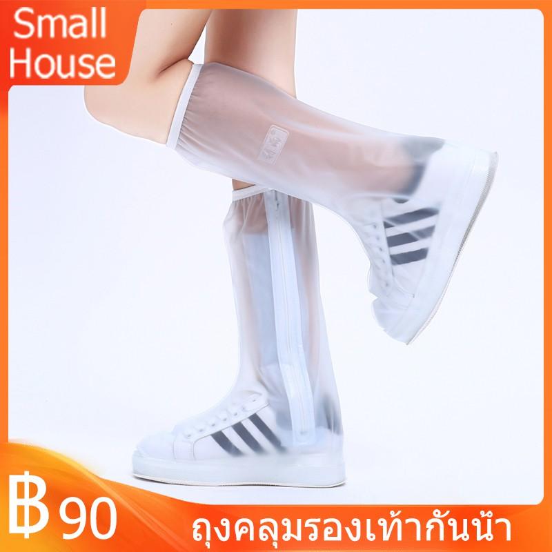 พร้อมส่ง!!!ถุงคลุมรองเท้ากันน้ำ รองเท้ากันน้ำ รองเท้ากันฝน มีหลายขนาดให้เลือก.