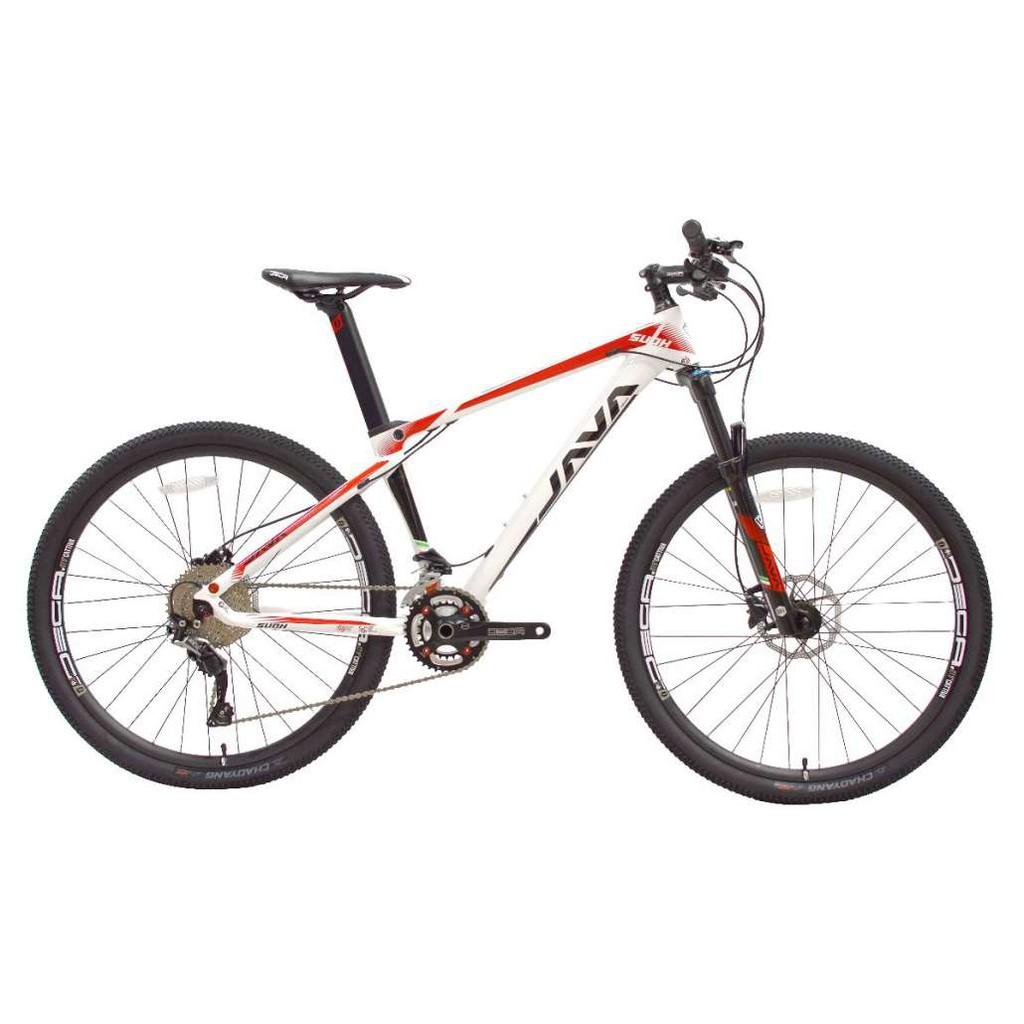 จักรยานเสือภูเขา java suoh3 ชุดขับ SLX-22sp. เฟรมอลู ล้อ 27.5 ปี 2018