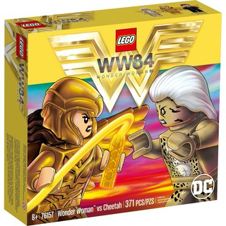 Review เลโก้ LEGO Super Hereos 76157 Wonder Woman vs Cheetah
