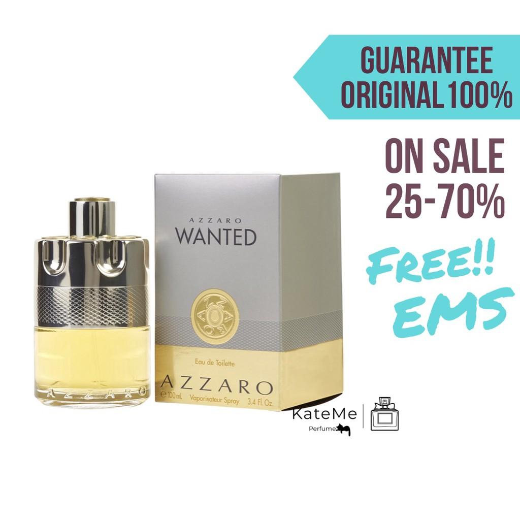 Azzaro Wanted EDT 100 ml.