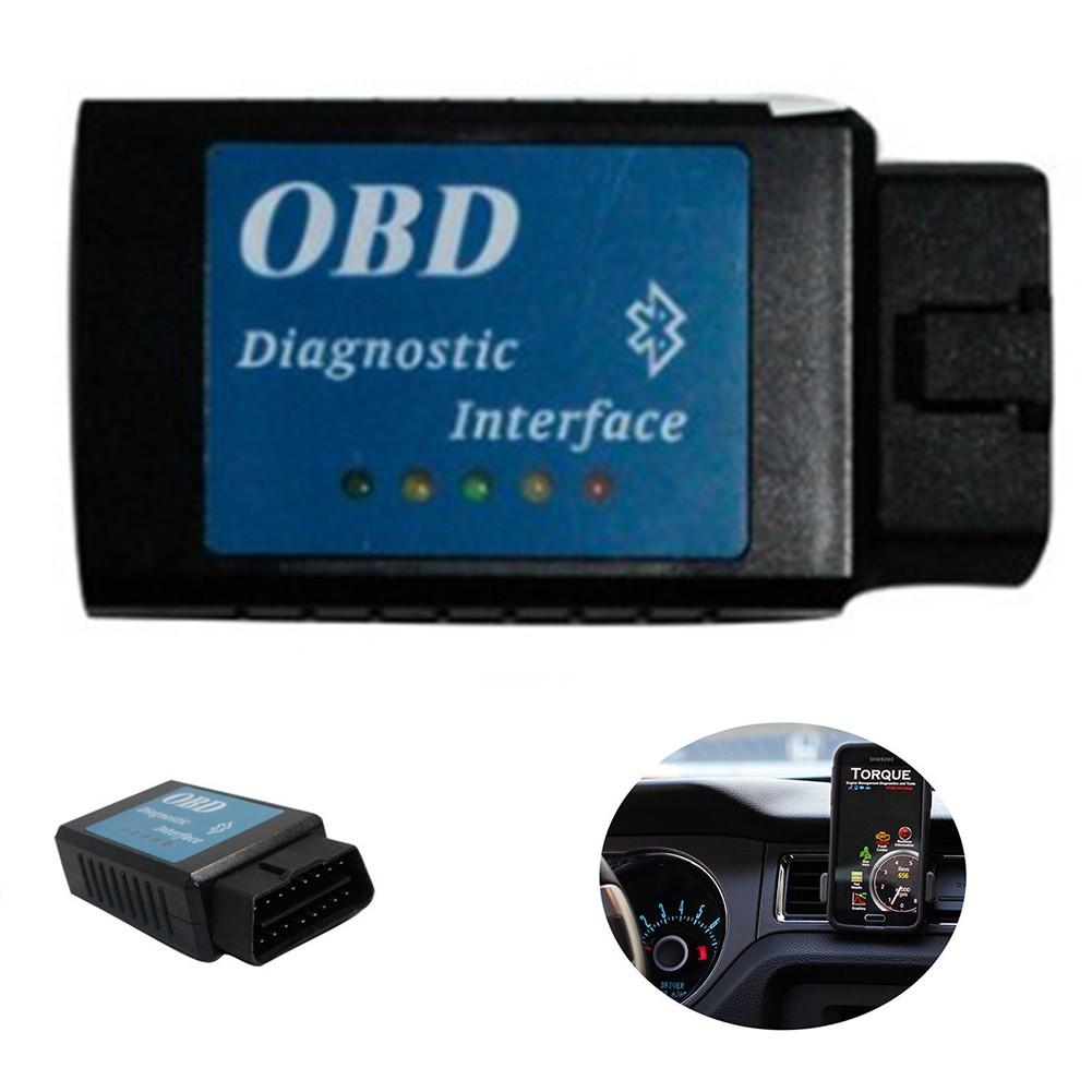 Obdii Scanner Code Reader Bluetooth Can Obd2 Scan Tool