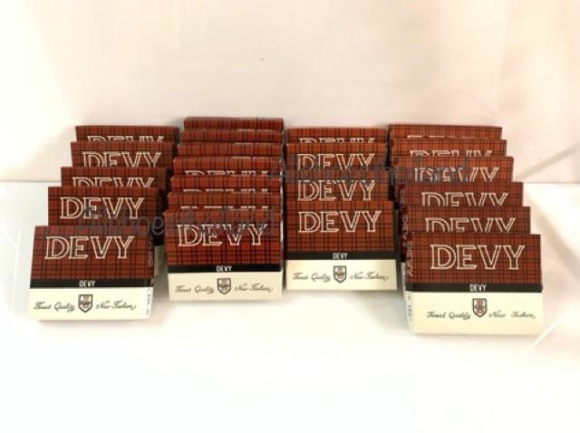 กระเป๋าสตางค์  Devy no.888 หนังแท้ นิ่ม มีที่เก็บเหรียญ และ มีซิปเก็บแบงค์เพิ่มค่ะ garX