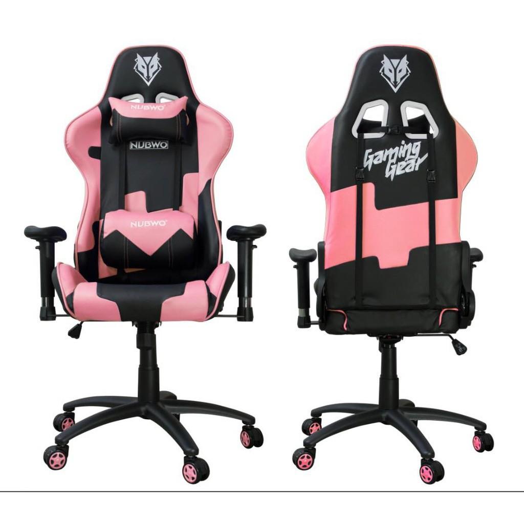 NUBWO CH-011 เก้าอี้เกมมิ่ง Gaming Chair ประกัน1ปี