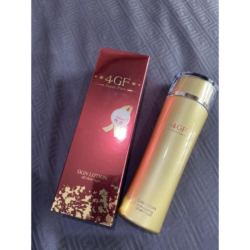 4gf Super Pure skin lotion anti-ageing