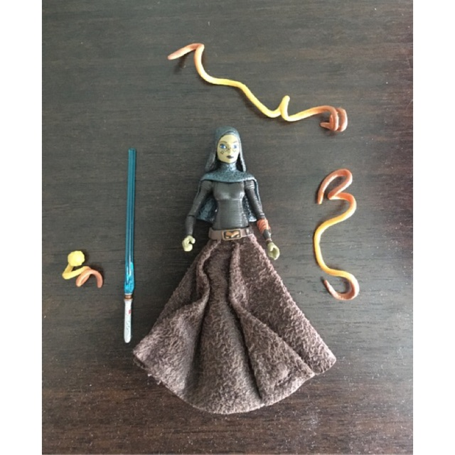 Star Wars Action Figure 1:18, Barriss Offee