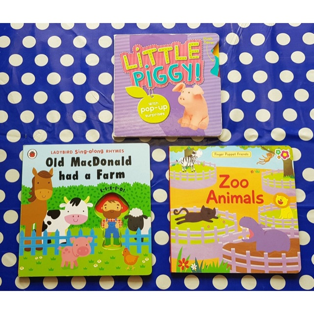 Board Books for Children 👶