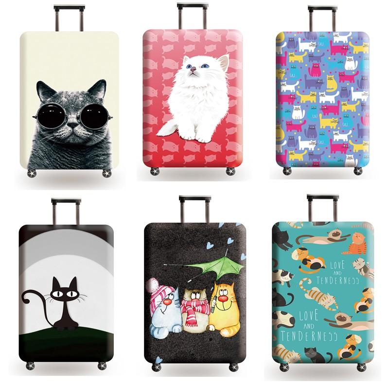 ผ้าคลุมกระเป๋าเดินทาง หนายืดหยุ่นกระเป๋าเดินทางกระเป๋าเดินทางป้องกัน 32 กระเป๋าเดินทางป้องกันหนังกระเป๋าเดินทาง 28/30/32