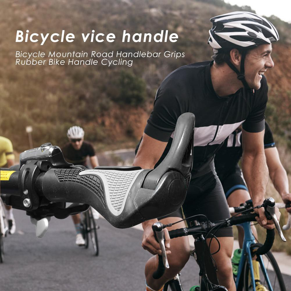 1Pair VELO BIKE//BICYCLE FOAM HANDLEBAR BAR GRIPS