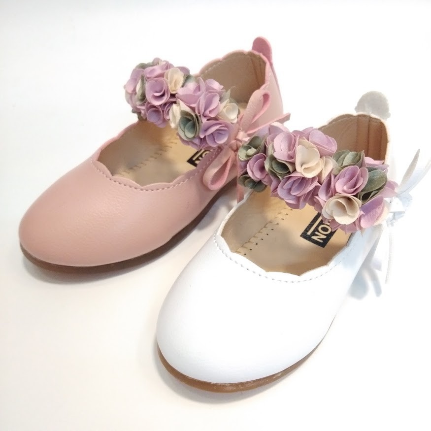 รองเท้าเด็ก รองเท้าคัชชูเด็กผู้หญิง รุ่น SD064