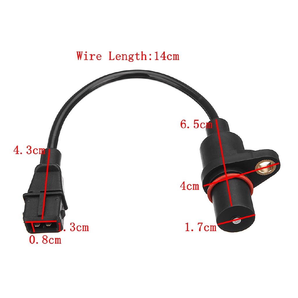 Crankshaft Pulse Sensor For Vauxhall Astra G & H 1 7 Diesel (Z17DTH /  Z17DTL)
