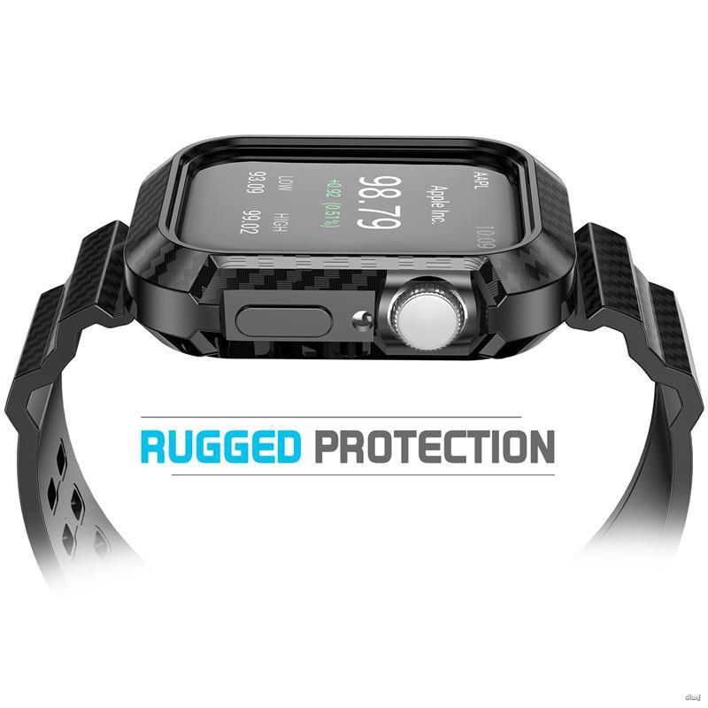∏☁▬สาย Apple Watch series6 Watch5 สายนาฬิกาสมาร์ทวอทช์ 42mm 44mm series 123456 band iwatchSE strap