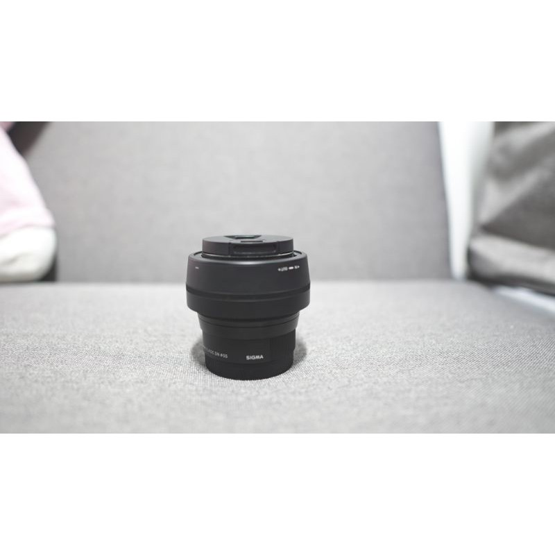 Sigma 56mm f1.4 DC DN C for sony E-mount