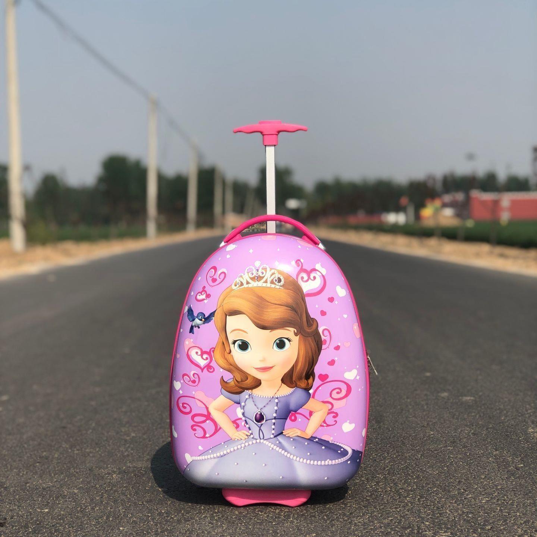 ☤ヴ กระเป๋ารถเข็นเดินทาง กระเป๋าเดินทางพกพา กระเป๋าเดินทางเด็ก กระเป๋าเดินทางเด็กสำหรับเด็กผู้ชายและเด็กผู้หญิงกระเป๋าล้อ