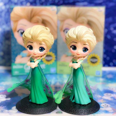 SEGA Disney Frozen 2 Elsa Premium Figure 18cm