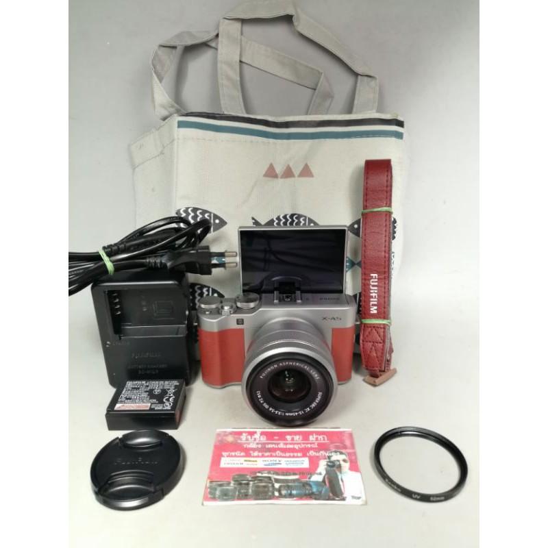 กล้อง FUJI XA5 + 15-45 OIS กล้องมือสอง เลนส์มือสอง