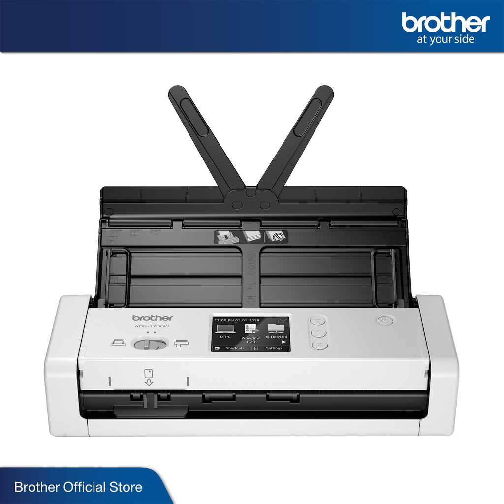 Brother ADS1700W Document Scanner